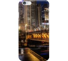 Chicago - Michigan Avenue Bridge iPhone Case/Skin