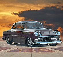 1953 Chevrolet Custom Bel Air by DaveKoontz