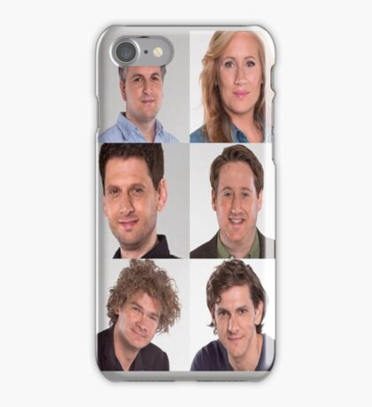 Horrible Histories / Yonderland cast iPhone Case/Skin