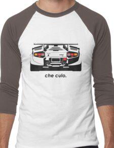 Lamborghini Countach - Che Culo Men's Baseball ¾ T-Shirt
