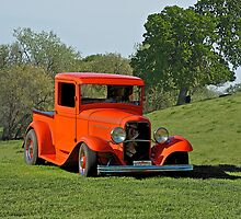 1932 Ford 'Ranch Hand' Pick Up  by DaveKoontz