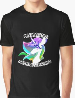 Gravity Falls Unicorn Graphic T-Shirt