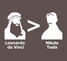 da Vinci > Tesla Kids Clothes
