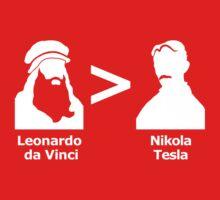 da Vinci > Tesla One Piece - Short Sleeve
