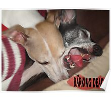 The Barking Dead Poster