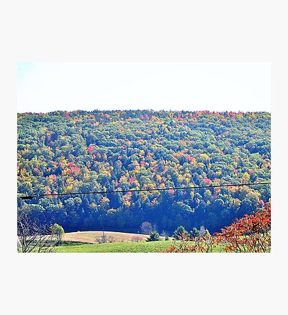 RURAL NEW YORK STATE Photographic Print