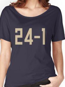 24-1 Bucks Women's Relaxed Fit T-Shirt