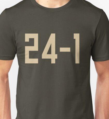 24-1 Bucks Unisex T-Shirt