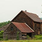OLD SHED by gus72