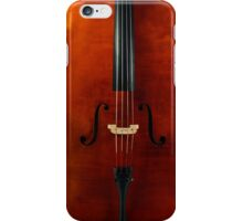 The String Instrument iPhone Case/Skin
