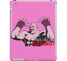 Swolemetal Alchemist iPad Case/Skin