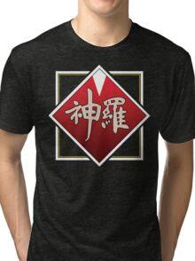 Shinra Logo - Final Fantasy VII Tri-blend T-Shirt