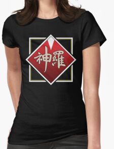 Shinra Logo - Final Fantasy VII Womens Fitted T-Shirt