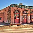 The Bird Cage Theatre Tombstone Arizona by K D Graves Photography
