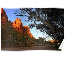 West MacDonnell National Park Poster