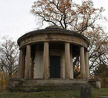 Van Ness Mausoleum, Oak Hill Cemetery by Kelly Morris