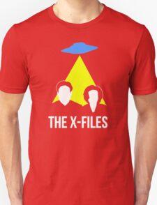 The X-Files Ufo Silhouette T-Shirt