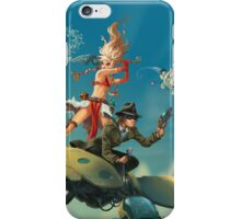 Aerial trouble - phone case #2 iPhone Case/Skin