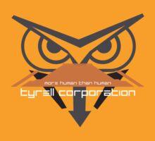 Tyrell Corporation logo Blade Runner by Emil Landgreen
