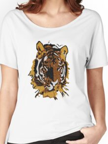Wildlife - Tiger  Women's Relaxed Fit T-Shirt