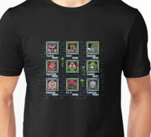Teenage Mutant Mega Turtles (RAPH) Unisex T-Shirt