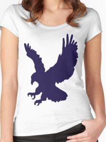Wildlife- Bird ! Women's Fitted Scoop T-Shirt