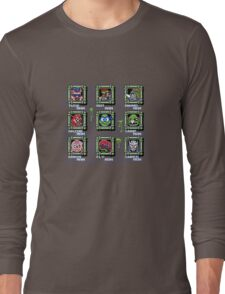 Teenage Mutant Mega Turtles (LEO) Long Sleeve T-Shirt