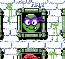 Teenage Mutant Mega Turtles (DONNIE) Sticker