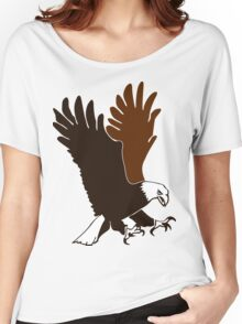 Wildlife- Bald Eagle ! Women's Relaxed Fit T-Shirt