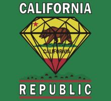 CALIFORNIA DIAMOND REPUBLIC by omadesign
