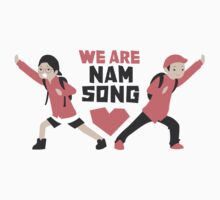 We Are NamSong! by kpopmonsters