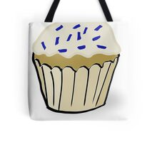 Blueberry Cupcake Tote Bag