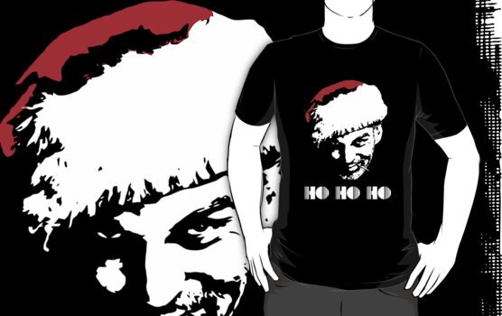 Bad Santa by Brother Adam