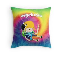 Algebraic Throw Pillow