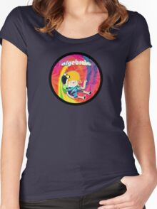 Algebraic Women's Fitted Scoop T-Shirt
