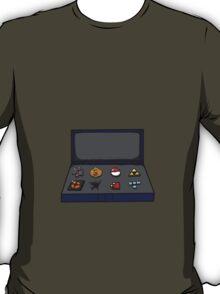 Game Badges T-Shirt