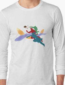 The Fabulous Fire Ferrets  Long Sleeve T-Shirt