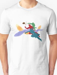 The Fabulous Fire Ferrets  Unisex T-Shirt