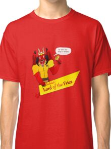 Beelzebub's Lord of the Fries Classic T-Shirt