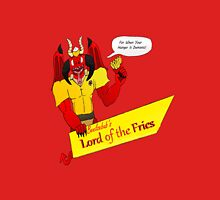 Beelzebub's Lord of the Fries Unisex T-Shirt