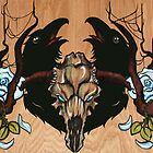 Morbid Moose  by SmudgeMonkey