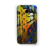 Paris, Rue St Louis, Dreaming Samsung Galaxy Case/Skin