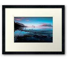 Beauty of pure nature Framed Print