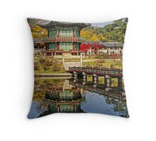 Reflections Blessed By Heaven Throw Pillow