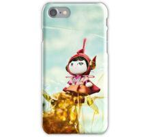Mageritdoll, a Super Hero Girl iPhone Case/Skin