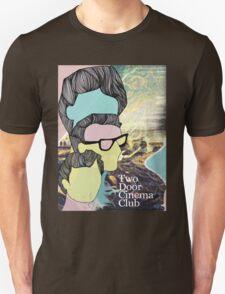 two door cinema club poster T-Shirt