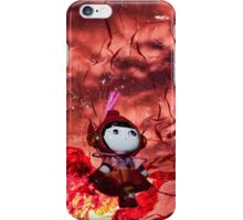 Mageritdoll, the adventures of Super Hero Girls iPhone Case/Skin