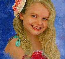 Tienna My Granddaughter by LeonD