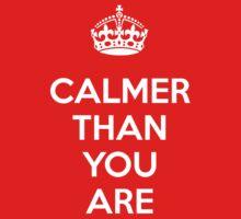 Calmer Lebowski by Cattleprod