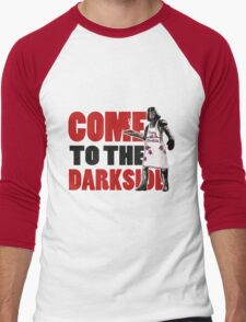 Come to the Dark Side Men's Baseball ¾ T-Shirt